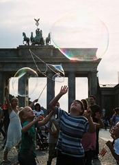 Bublinová radosť