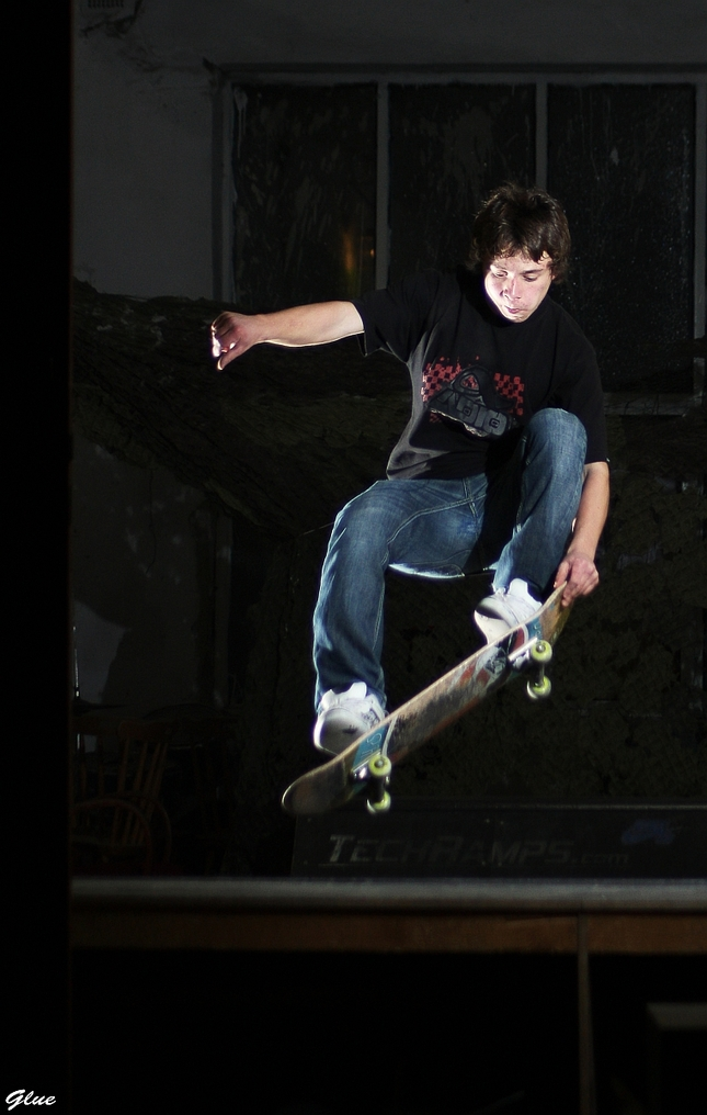 nosegrab to disaters