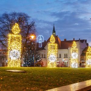 Vianočná z Topoľčian