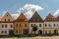 Bardejov- meštianske domy