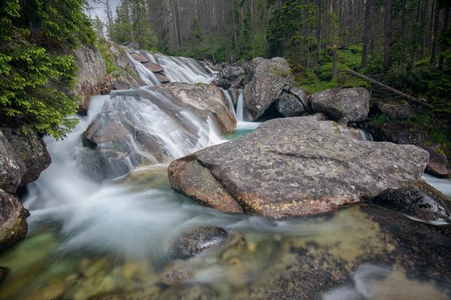 Na Studenom potoku II