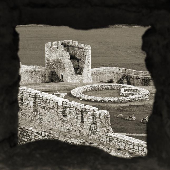 okienko na hrade