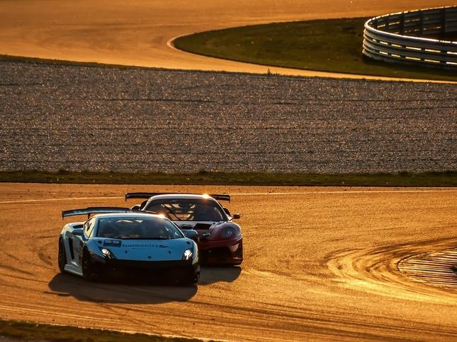 Lambo vs. Ferrari