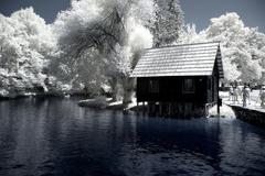 Na Plitvických jazerách