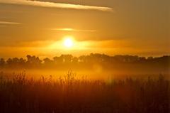 Prve hmlisté ráno