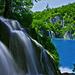 Plitvické jazerá-vodopády