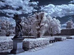 Zámocký park Lednice