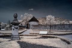 hradný park