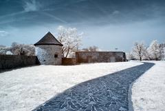 okolie Červeného hradu