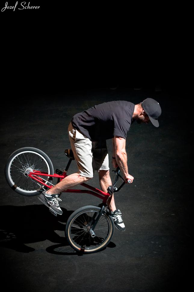 pedal hang five