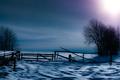 zimná krajina 2