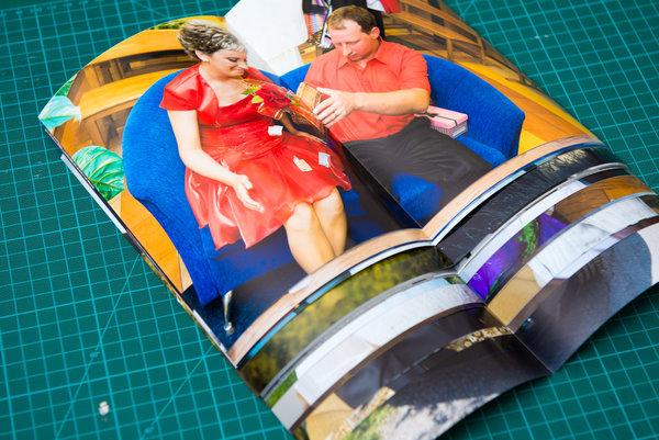 Výroba fotoknihy doma : časť 2