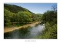 bicolour river