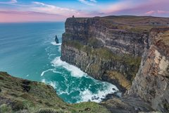 Cliffs of Moher II
