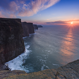 Cliff Of Moher.