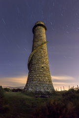 Lead Mines Chimney Tower