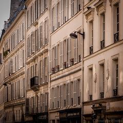 ulice Pariza