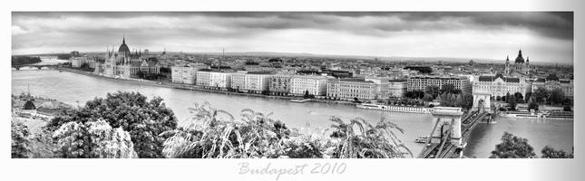 Budapešť 2010
