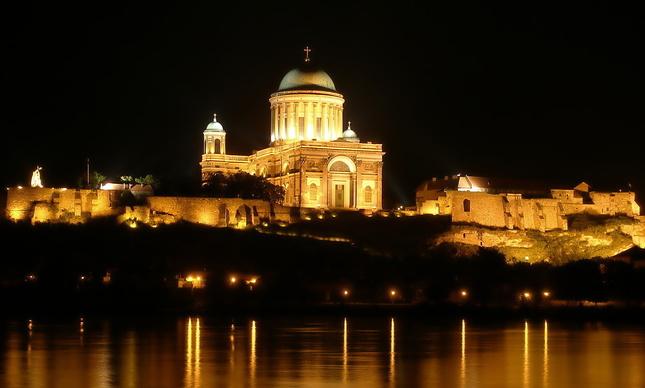 nočná bazilika