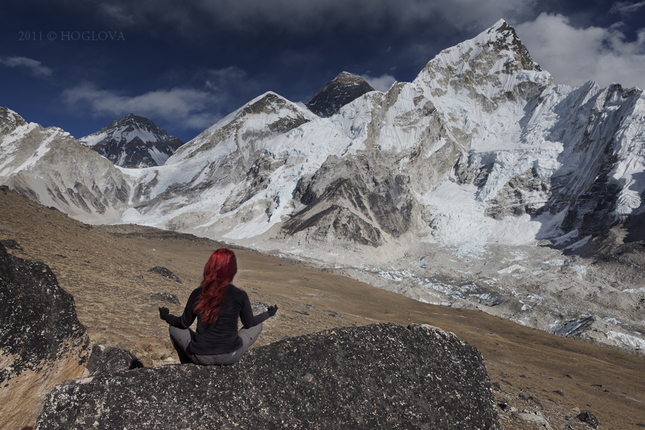 Pod Everestom