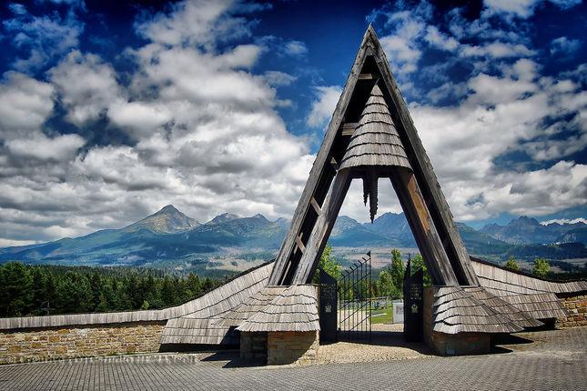 Nemecký vojenský cintorín - VAŽE