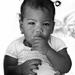 Mala' dominikanska niña