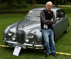 Jaguar s mechanikom