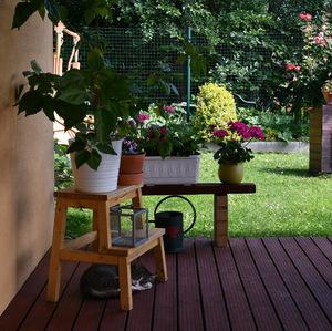 idylka na záhrade v Bernolákove