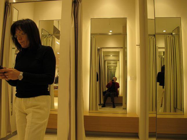Autoportret s ženou v SCS