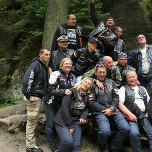BOHEMIA vylet HarleyPatrol