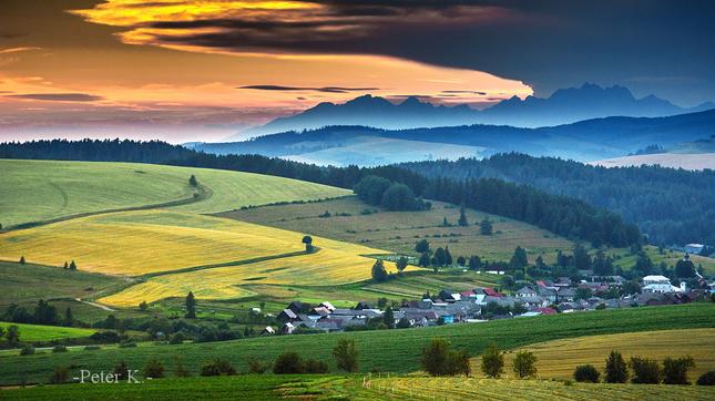 Spišsko - Tatranská