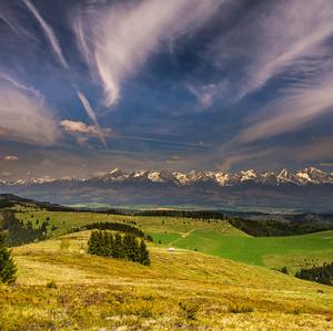 Vietor nad Tatrami