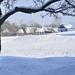 Zima na dedine 1