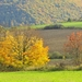 Jesenná krajina 2