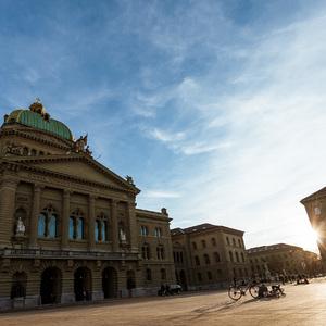 Bern / Parlament