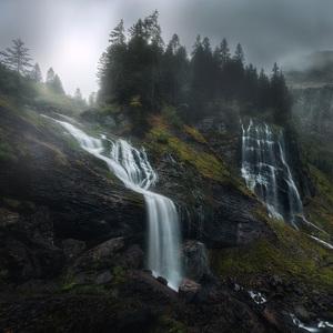 Cascades de la Sauffaz&Pleureuse
