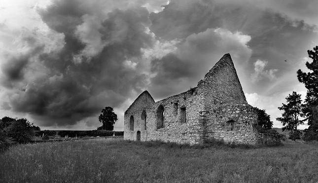 Kostol v Haluziciach