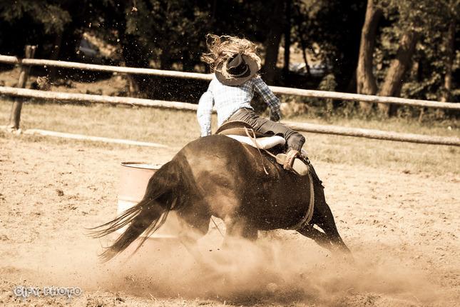 Westernové preteky