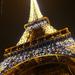 Eiffelovka odspodu