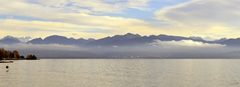 Alpy nad Lémanom