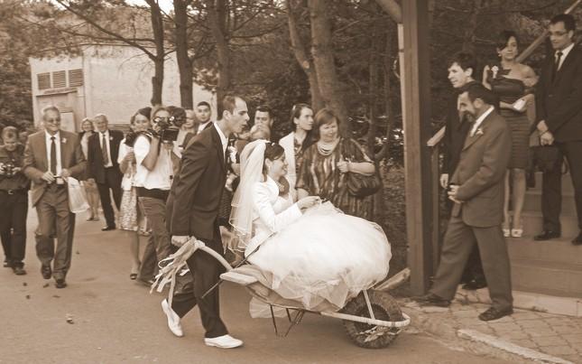 Wedding Rallye
