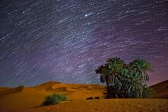 Oáza pod hviezdami