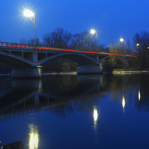 Sereď - Šintavský most