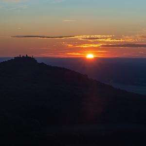 Podvečer na Jelenej hore