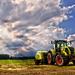 póza traktorová