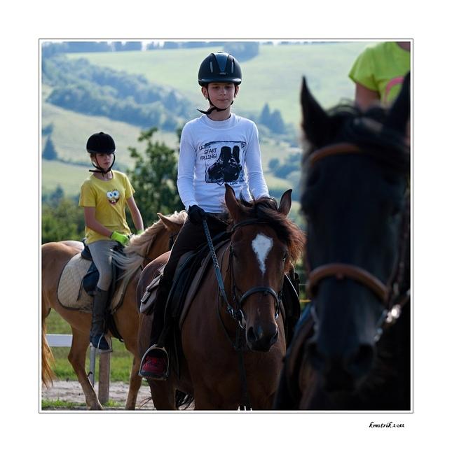 I love horse :)