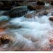 Voda - skala - voda...