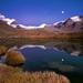 nočné alpské chvíle