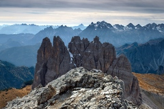 alpské línie