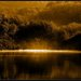 Ranny opar na Osuskom jazere :)